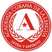 Logo academia cubana de la lengua